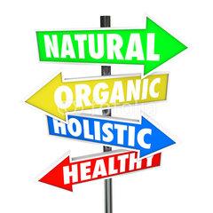 Holistic Natural Organic Health